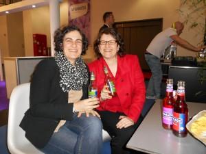 Biofach 2014, mit Barbara