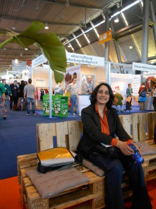 2014, Fair Trade Messe